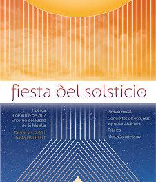 HUESCA. Fiesta del solsticio con gastroneta (sábado, 3)