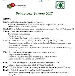 VILLANÚA. Talleres y presentaciones (junio)