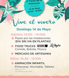 Food trucks en el vivero (domingo, 14)
