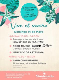 Food trucks en el vivero (domingo, 14)