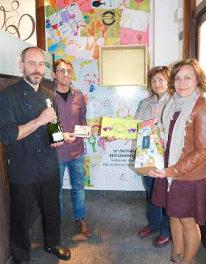 TERUEL. Sorteo solidario de champagne (hasta el 19 de junio)