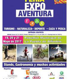 LA PUEBLA DE ALFINDÉN. Feria Expo Aventura (del 19 al 21 de mayo)