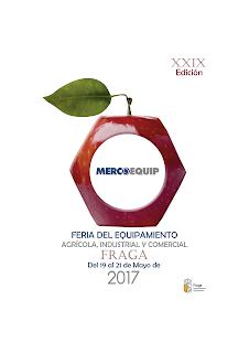 FRAGA. XXIX MercoEquip, Feria de Equipamiento (del 19 al 21)