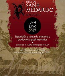 BENABARRE. Fira de san Medardo (sábado y domingo, 3 y 4)