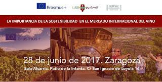 Jornada sobre Vino y Desarrollo Sostenible (miércoles, 28)