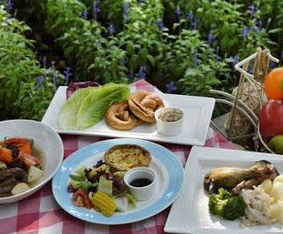 Curso de cocina para picnic en AZAFRÁN (de martes a jueves, del 27 al 29)