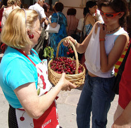 BOLEA. Feria de la cereza (domingo, 18)