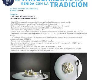 HUESCA. Talleres Huesca la Magia de la Gastronomía 2017 (miércoles, 21)