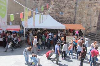 AÍNSA. Mercado Hecho en los Pirineos y Sobrarverde (días 10 y 11)