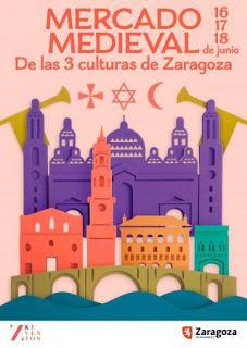 Mercado Medieval de las Tres Culturas (del 16 al 18)