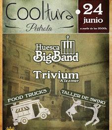 PEDROLA. Noche blanca, 'Cooltura', con Food trucks (sábado, 24)