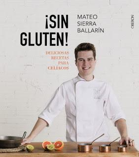 """Presentación del libro """"¡Sin gluten! Deliciosas recetas para celíacos» (miércoles, 21)"""