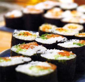 Taller de cocina japonesa (sábado, 24)