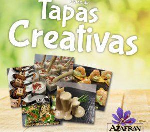 Curso de tapas creativas en AZAFRÁN (de martes a jueves, del 4 al 6)
