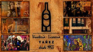Cata de vinos en YÁÑEZ (miércoles, 14)
