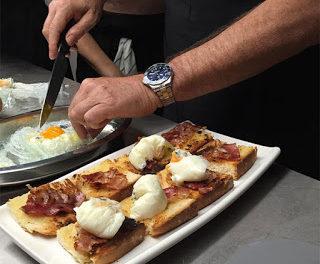 Curso de alta cocina para recibir en casa en LA ZAROLA (miércoles, 5)