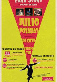 FUENTES DE EBRO. Ebro Sound Festival (sábado, 1)