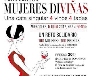 I Encuentro Mujeres Diviñas (miércoles, 5)