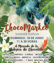 III Chocomarket, Mercado de la Fábrica de Chocolate (domingo, 18)