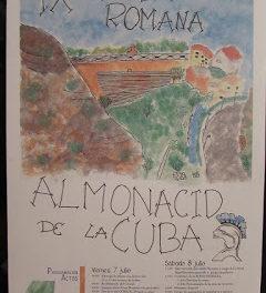 ALMONACID DE LA CUBA. Feria romana (7 y 8 de julio)