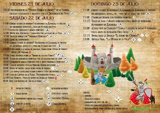 ANENTO. Recreación histórica de la Guerra de los Dos Pedros (del 21 al 23)