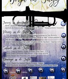 BORJA. Borja en jazz (del 27 al 30)