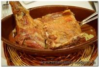 Menú especial degustación en LA BODEGA DE CHEMA, con opción para celíacos (julio)