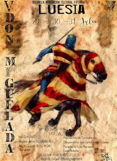 """LUESIA. Recreación histórica """"Don Miguelada"""" (del 28 al 30)"""