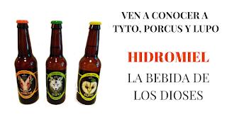 Cata de Hidromiel (miércoles, 12)