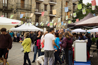 BENASQUE. Cuarto Mercado Agroalimentario del Pirineo Hecho en los Pirineos (sábado, 14 de julio)
