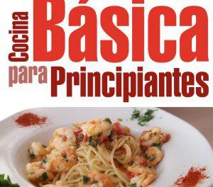 Curso de cocina básica para principiantes en AZAFRÁN (de martes a jueves, del 18 al 20)