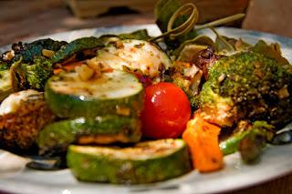 Curso de cocina vegetariana (11, 18, y 25 de julio)
