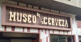 Inauguración del Museo de la Cerveza (jueves, 3)