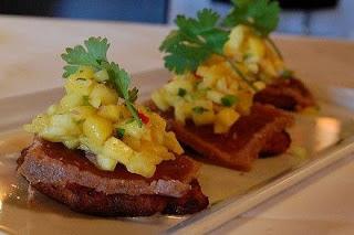 Curso de cocina hawaiana en LA ZAROLA (lunes, 24)
