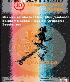 UNCASTILLO. Carrera popular y cerveza (sábado, 12)