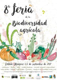 EMBÚN. Feria Aragonesa de la Biodiversidad Agrícola (del 1 al 3)