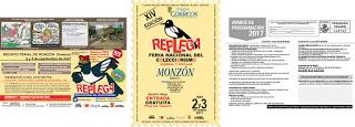 """MONZÓN. XIV Feria de coleccionismo """"Replega"""" (2 y 3)"""