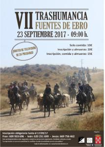 FUENTES DE EBRO. Doma vaquera y carrera de trashumancia (sábado, 23)