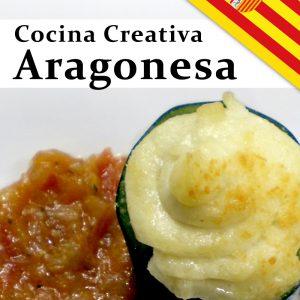Curso de cocina creativa aragonesa en AZAFRÁN (de martes a jueves, del 3 al 5)