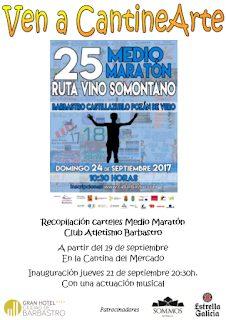 BARBASTRO. Exposición y presentación de libro (jueves, 21)