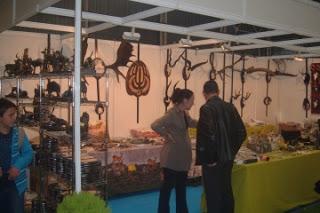 SABIÑANIGO. Feria Cazataria (sábado, 9, y domingo, 10)