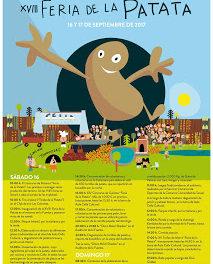 CELLA. XVII Feria de la patata (sábado, 16, y domingo, 17)