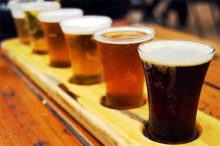 Cata de cervezas artesanas en LA NATURAL (viernes, 29)