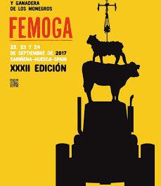 SARIÑENA. Femoga, Feria industrial, agrícola y ganadera (del 22 al 24)
