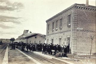 GALLUR. Fiesta conmemorativa de la llegada del ferrocarril (domingo, 1)