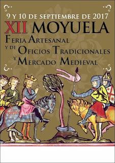 MOYUELA. Feria histórica de Moyuela (sábado, 9, y domingo, 10)