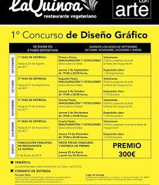 Concurso de diseño gráfico (jueves, 7)