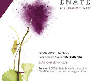 Concursos de etiquetas para Enate (hasta el 7 de enero de 2018)
