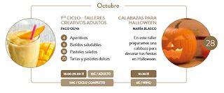 HUESCA. Taller de aperitivos para adultos (miércoles, 4)