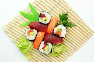 Taller de sushi yakisoba (sábado, 7)